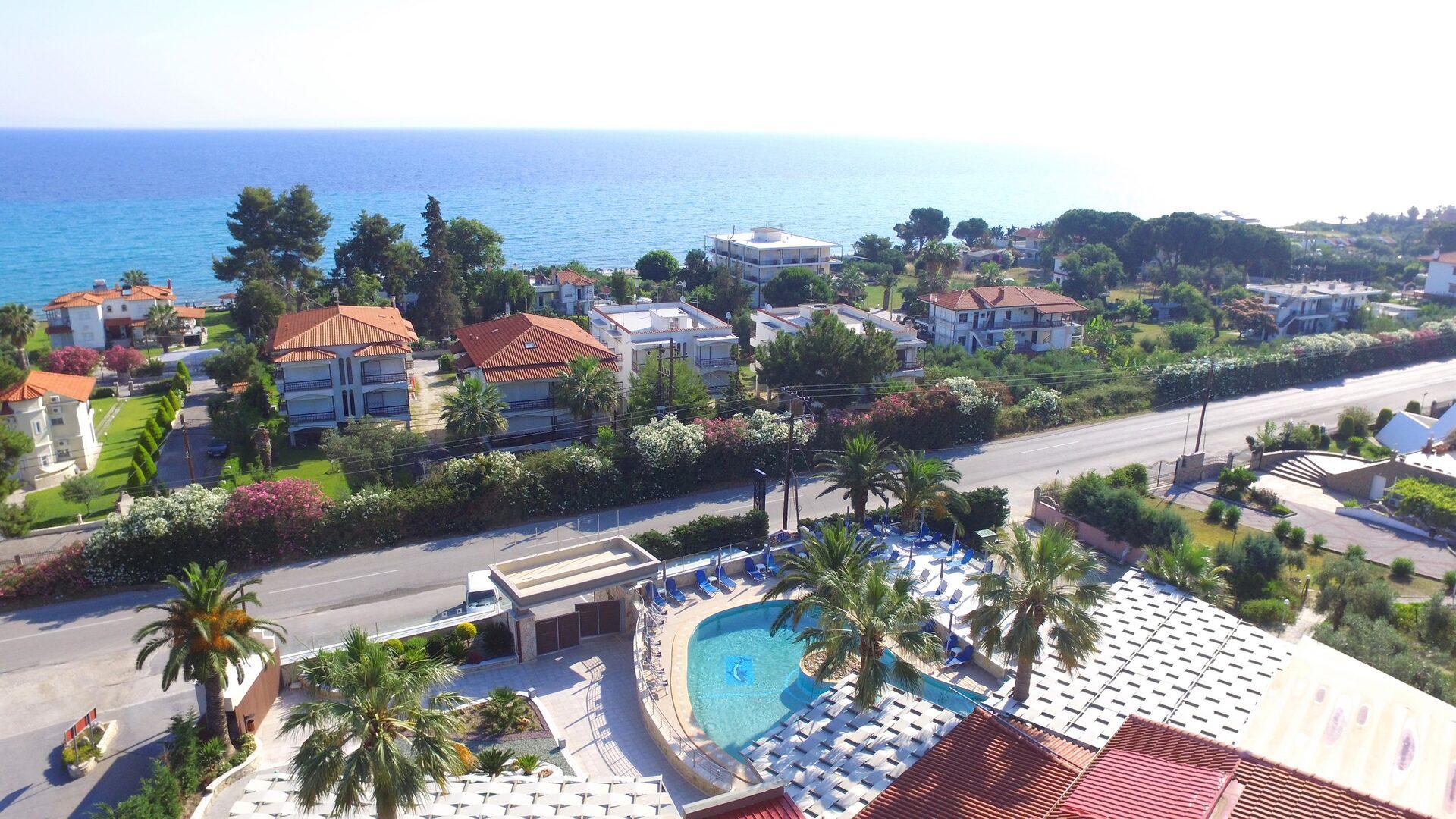 Anna Maria Paradise Hotel