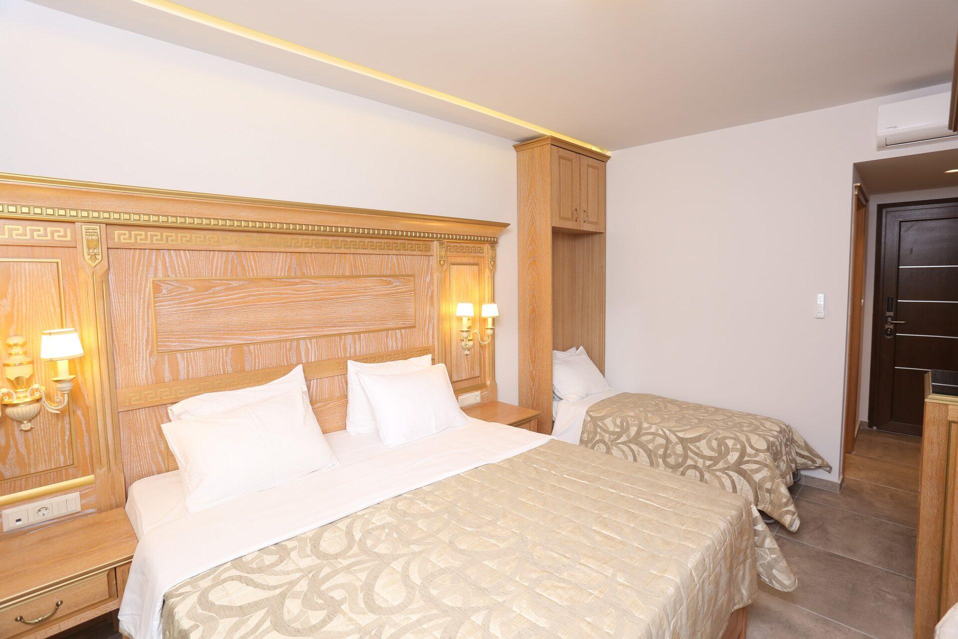 Anna Maria Paradise Hotel: deluxe