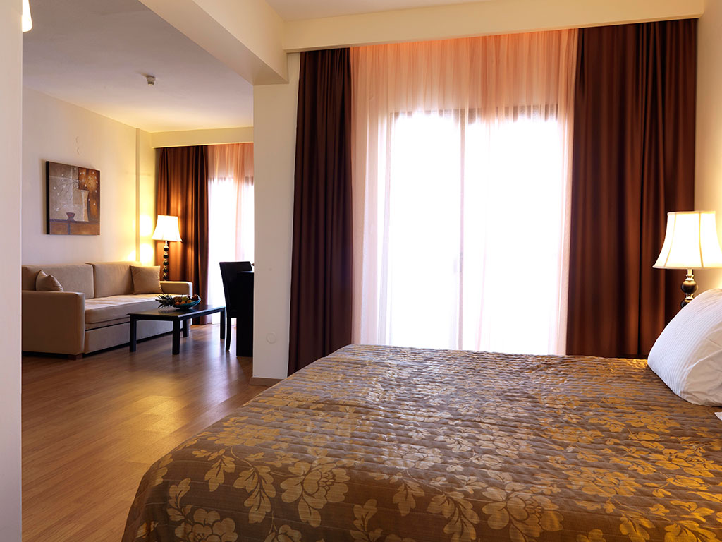 Blue Bay Hotel (Afitos): Junior Suite