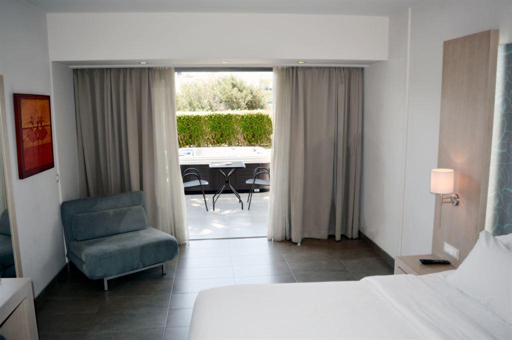 Castello Boutique Resort & SPA: Superior Open Air Jacuzzi