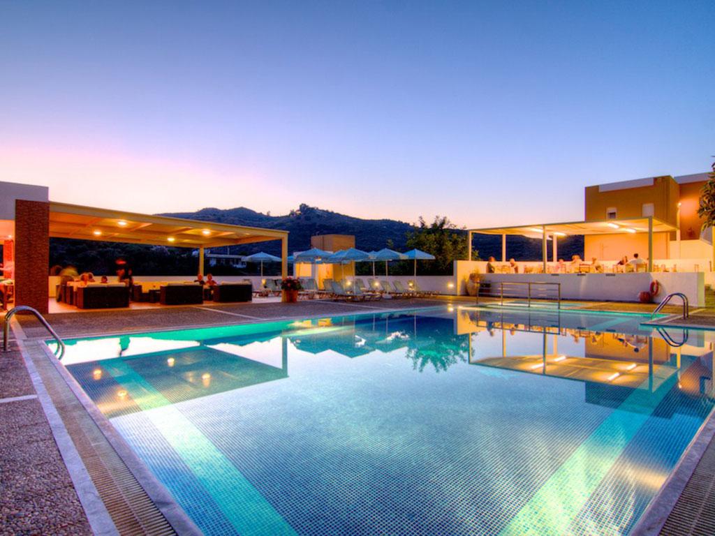 Xidas Garden Charm Hotel