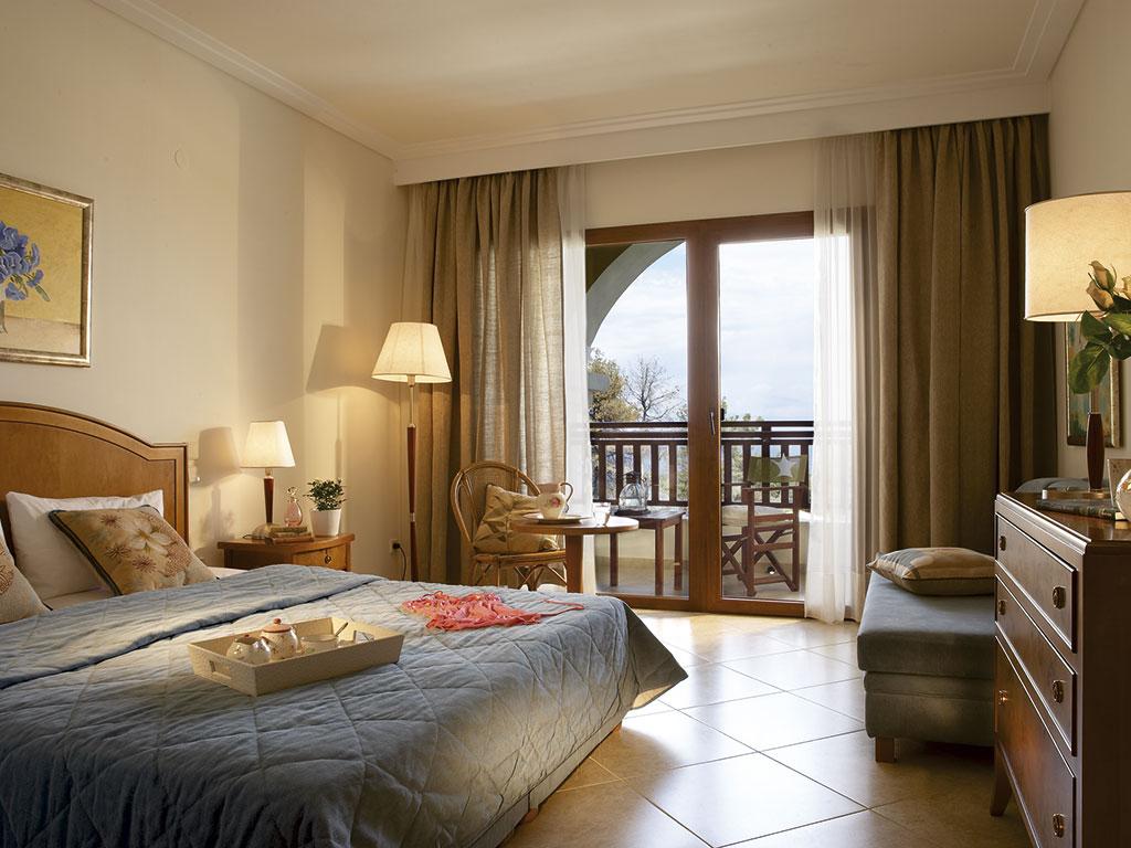 Aegean Melathron Thalasso Spa Hotel: Double SV
