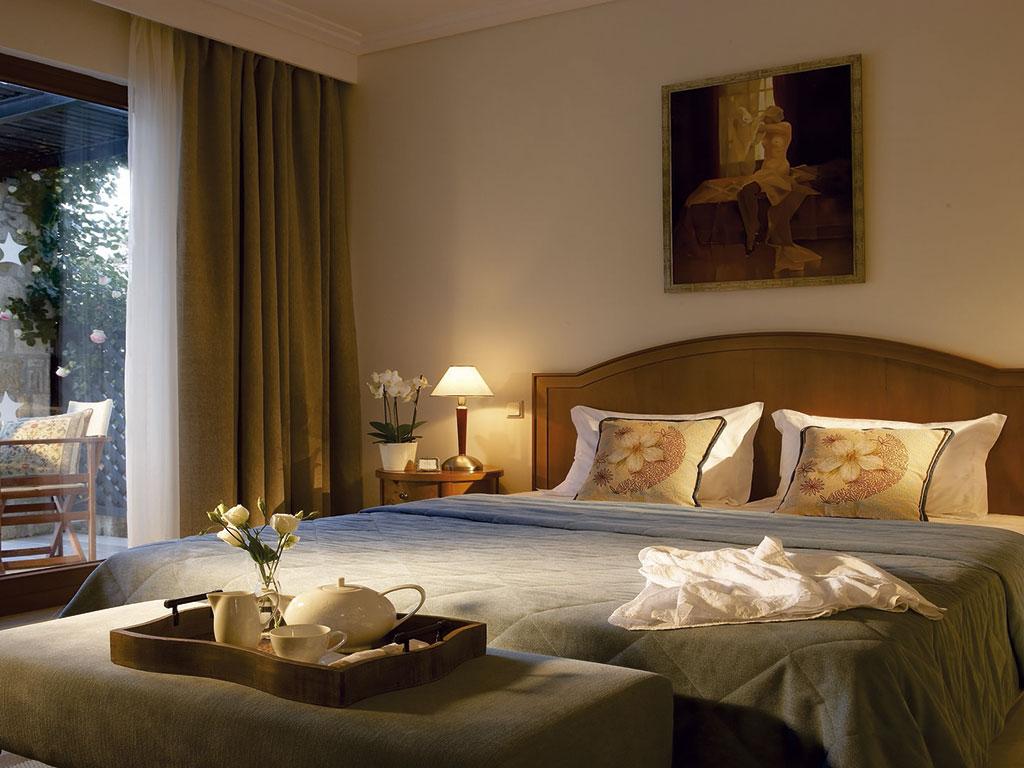 Aegean Melathron Thalasso Spa Hotel: Suite SV