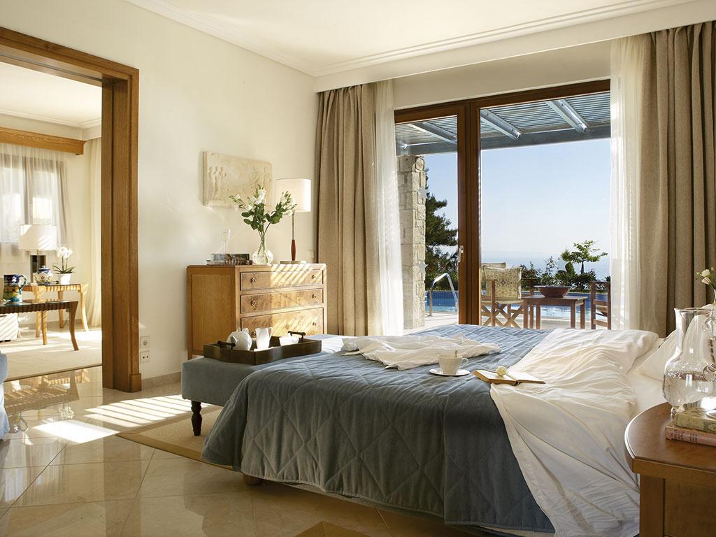 Aegean Melathron Thalasso Spa Hotel: Suite Superior PP