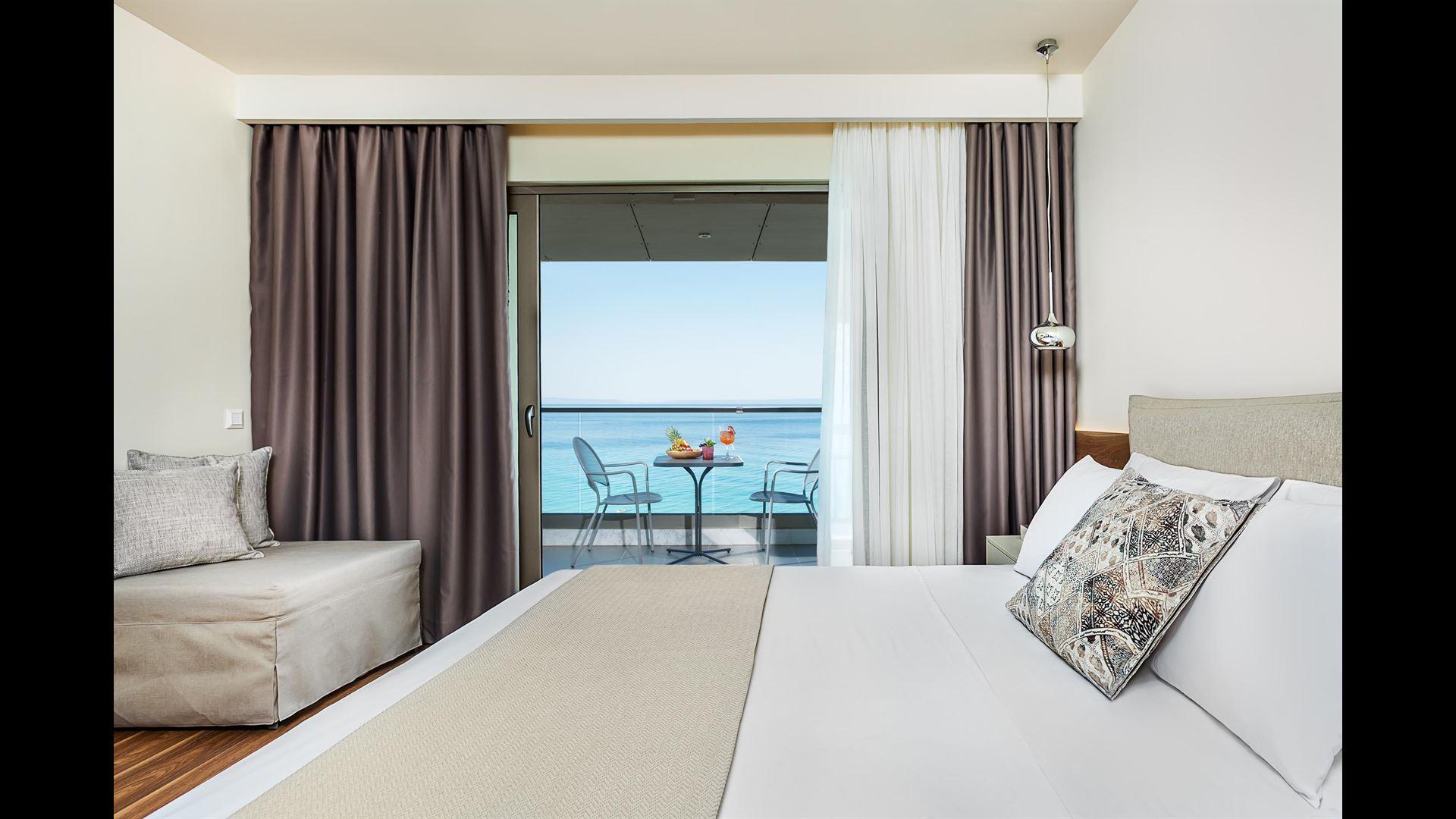 Ammon Zeus Hotel: Suite Deluxe 2-Bedroom Premium
