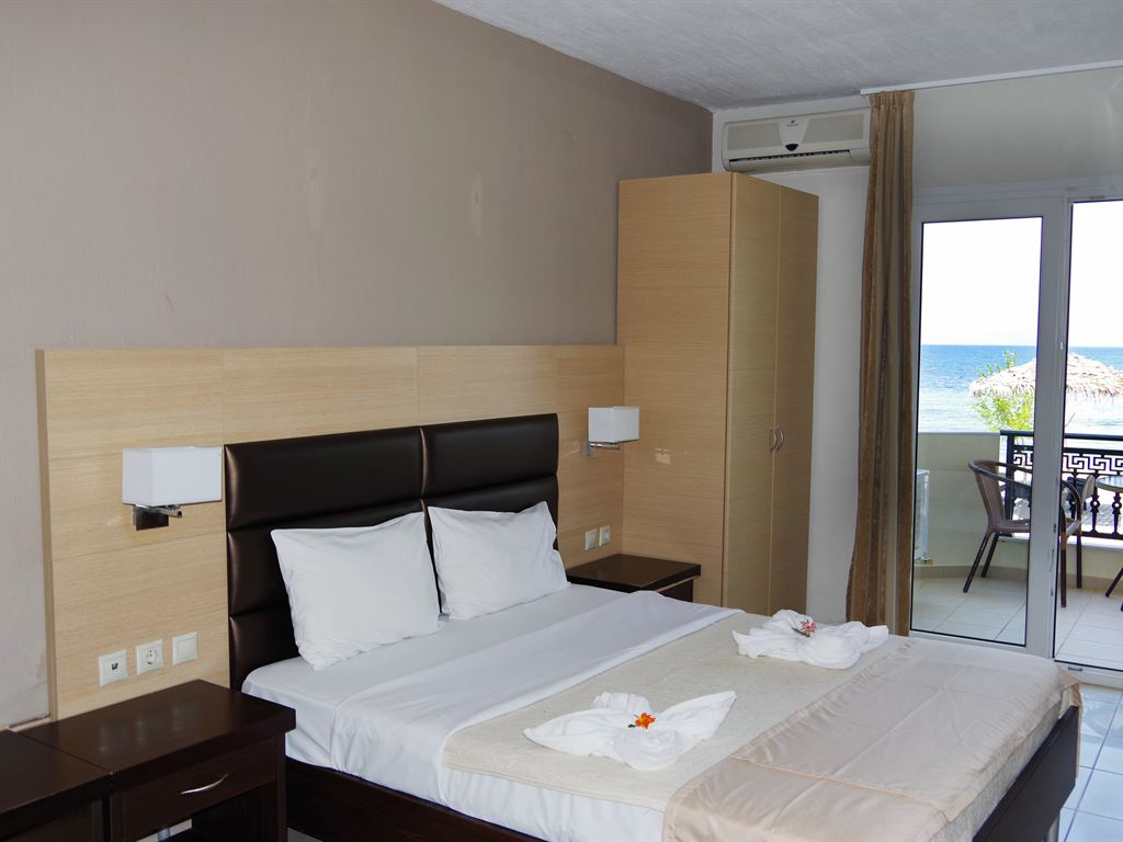 Rachoni Beach Hotel: Double Room