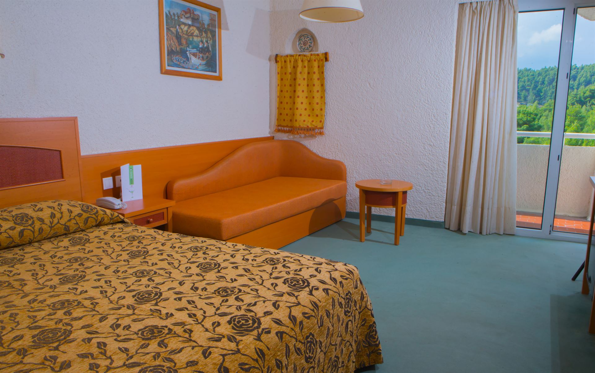 Athos Palace Hotel: Triple Room