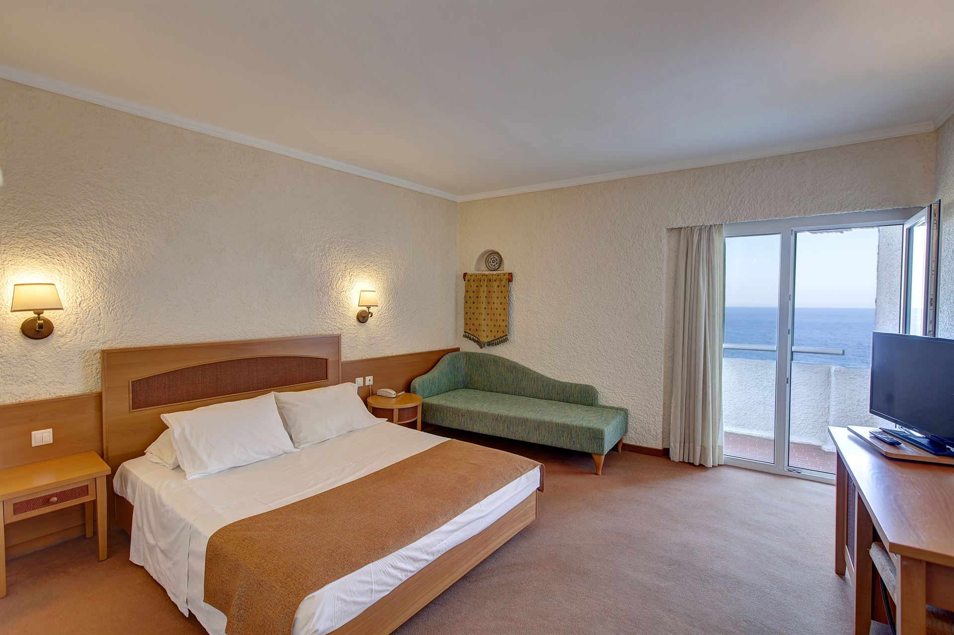 Athos Palace Hotel: Double Room