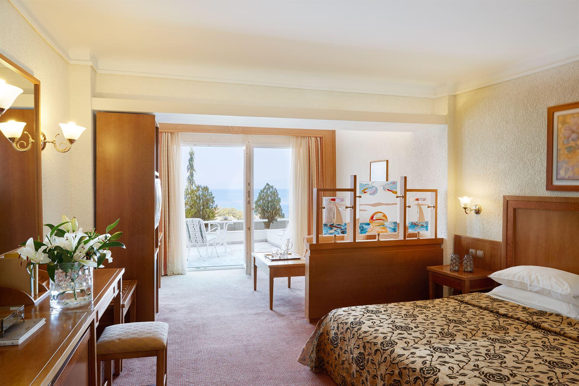 Athos Palace Hotel: Superior Room