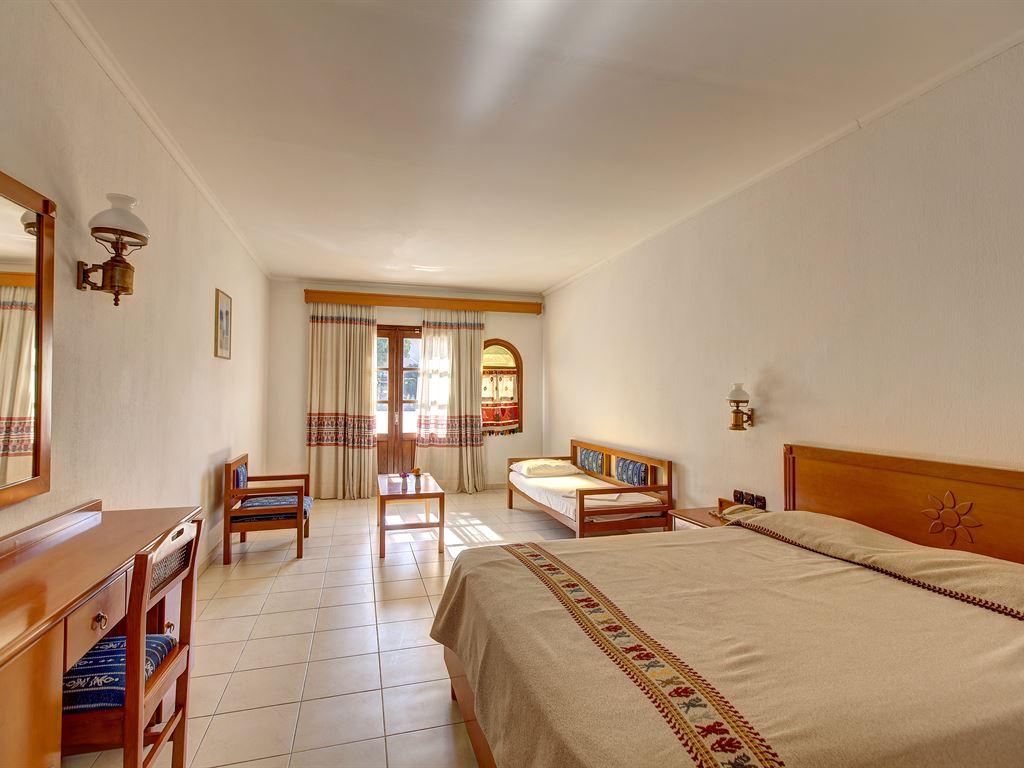 Macedonian Sun Hotel: Double/Triple