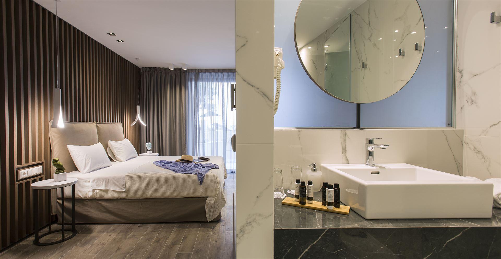 Olympion Sunset Hotel: Exclusive Ground Floor