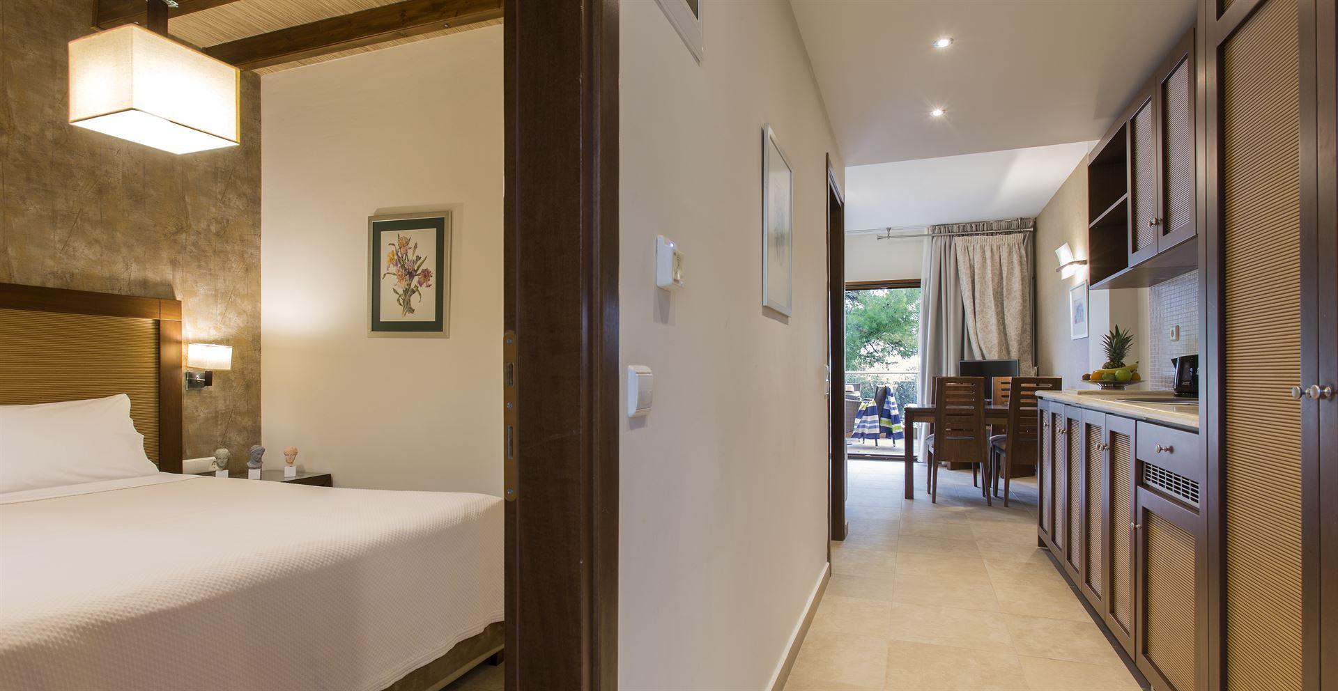 Olympion Sunset Hotel: Junior Suite