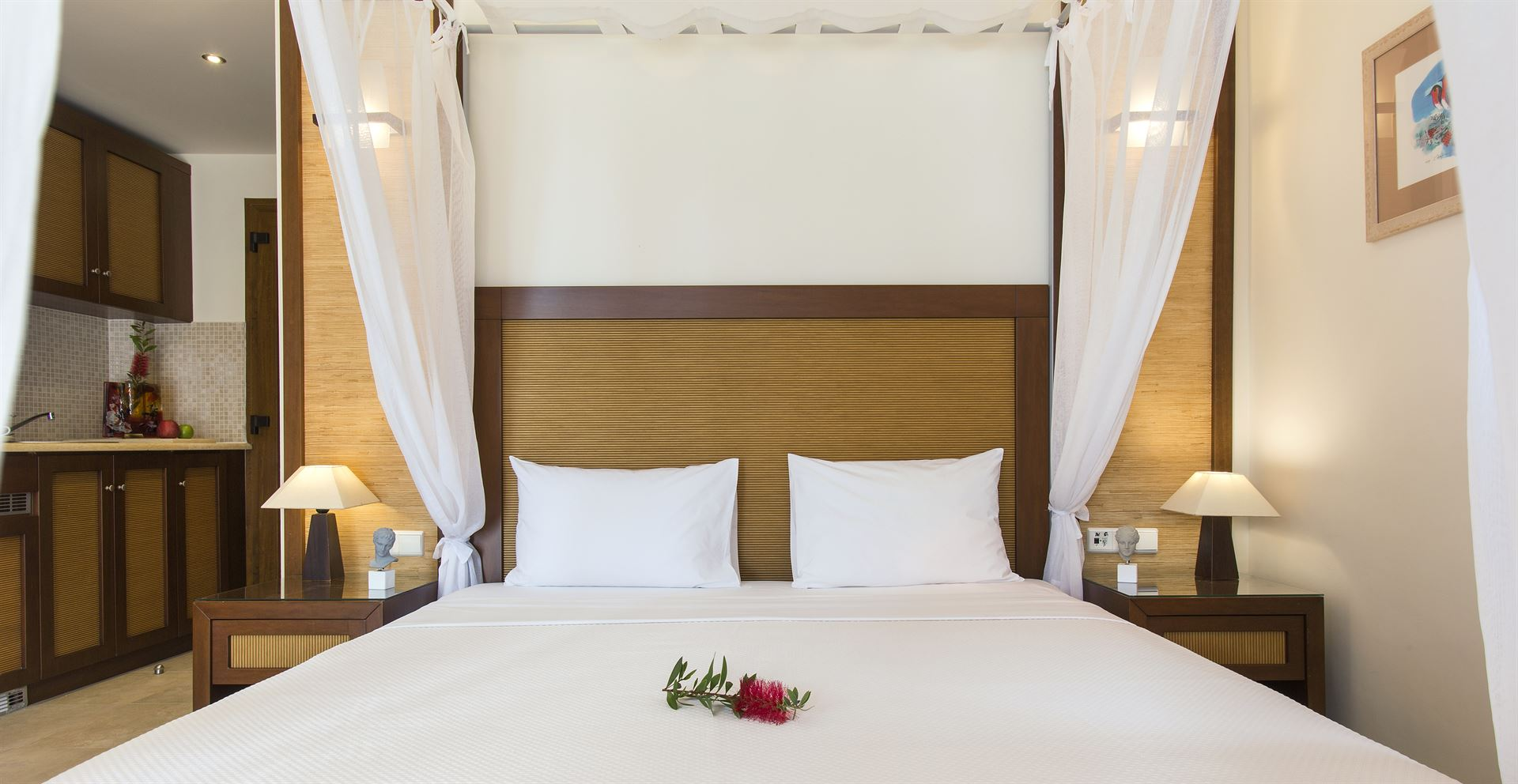 Olympion Sunset Hotel: Superior Room