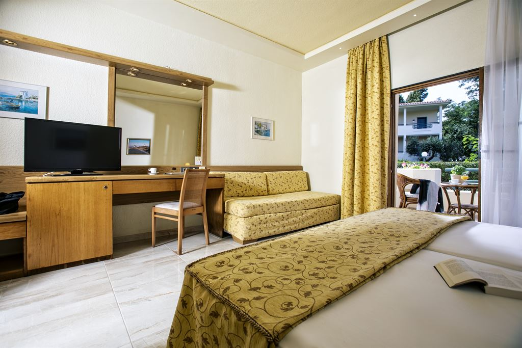 Possidi Holidays Resort Hotel: Double GV