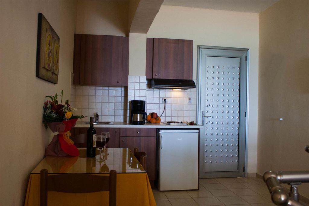 Blue Sky Apartments Rethymno