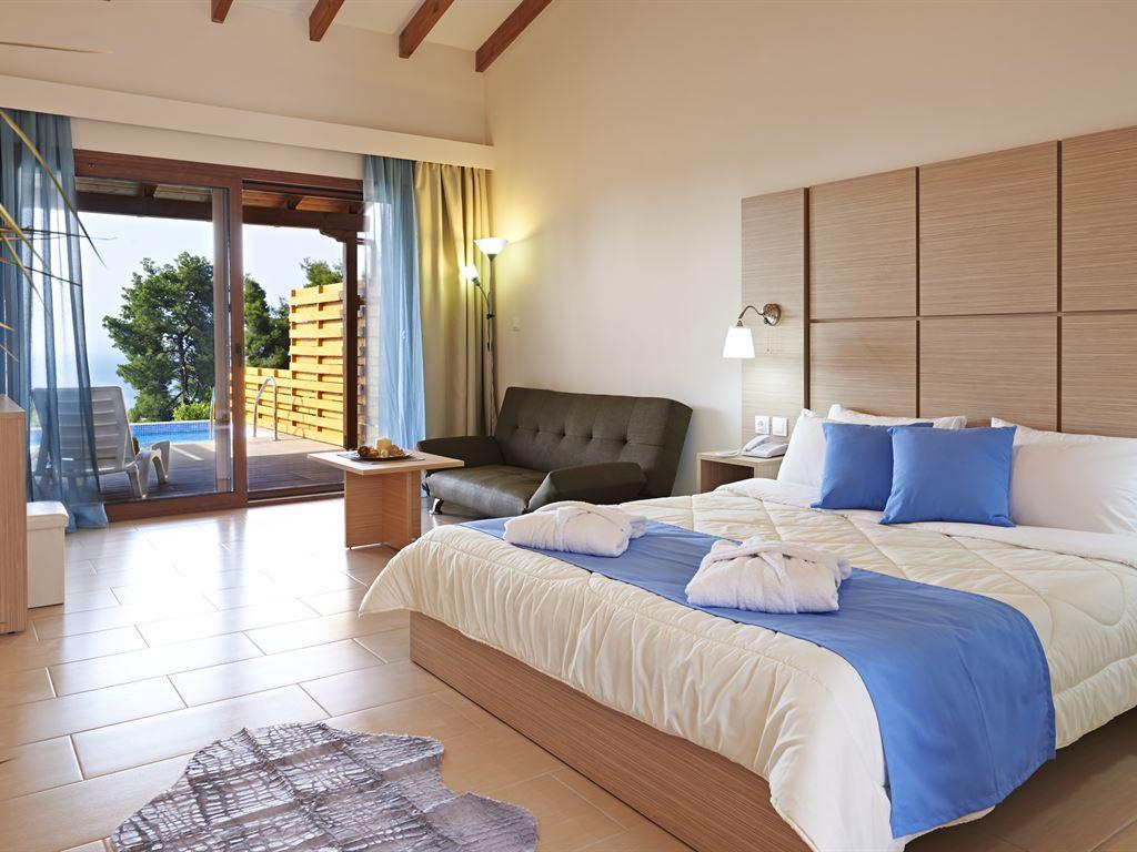 Alia Palace Hotel: Junior Suite