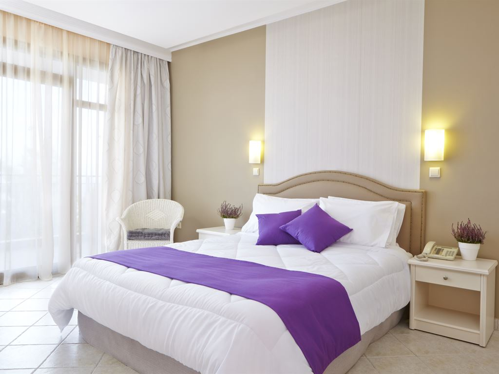 Alia Palace Hotel: Double Room