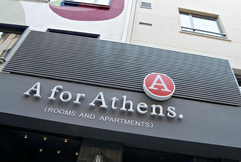 A For Athens Hotel: General view