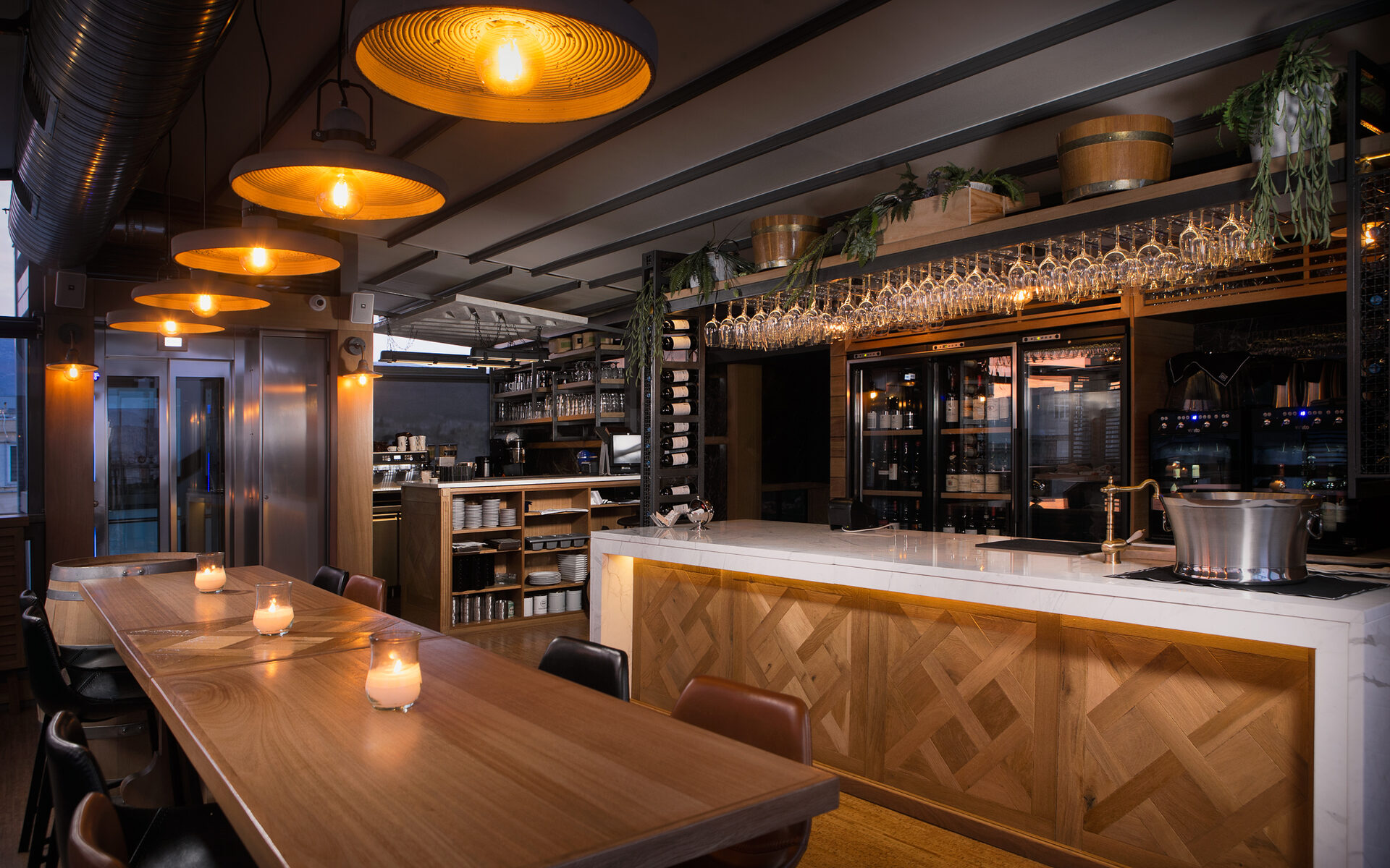 A For Athens Hotel: Bar