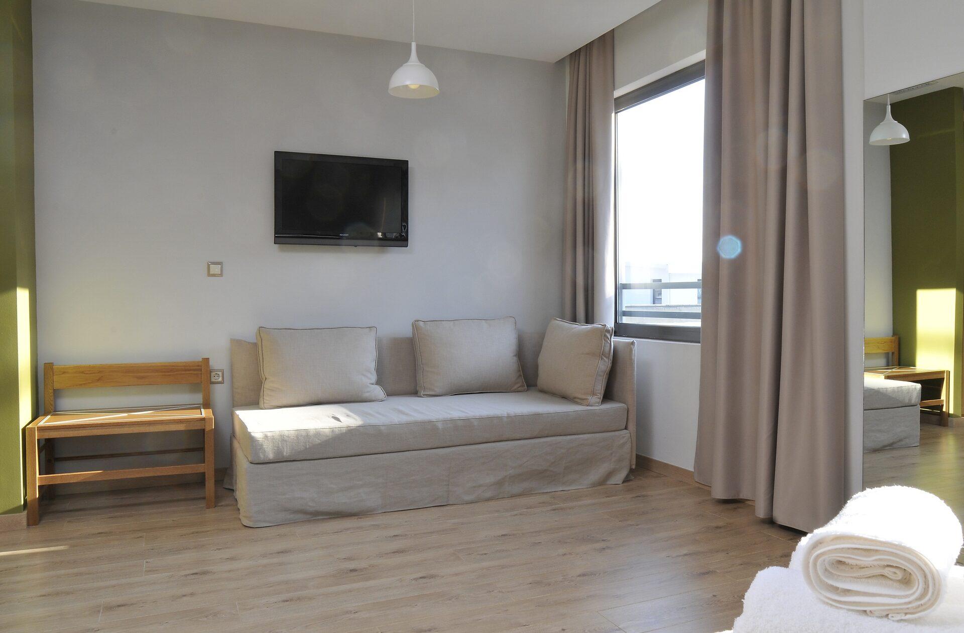 A For Athens Hotel: Room QUADRUPLE STANDARD