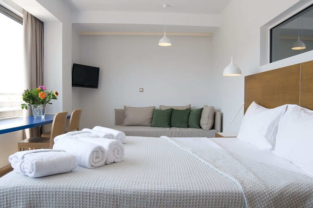 A For Athens Hotel: Room JUNIOR SUITE WITH VIEWS