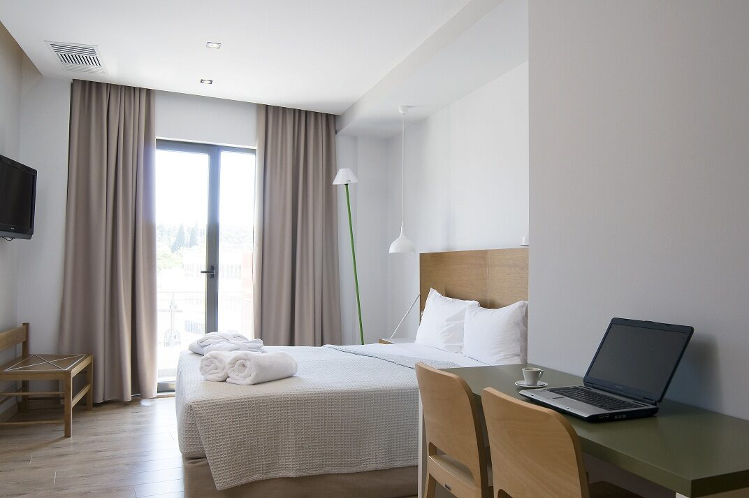A For Athens Hotel: Room SINGLE WITH VIEWS