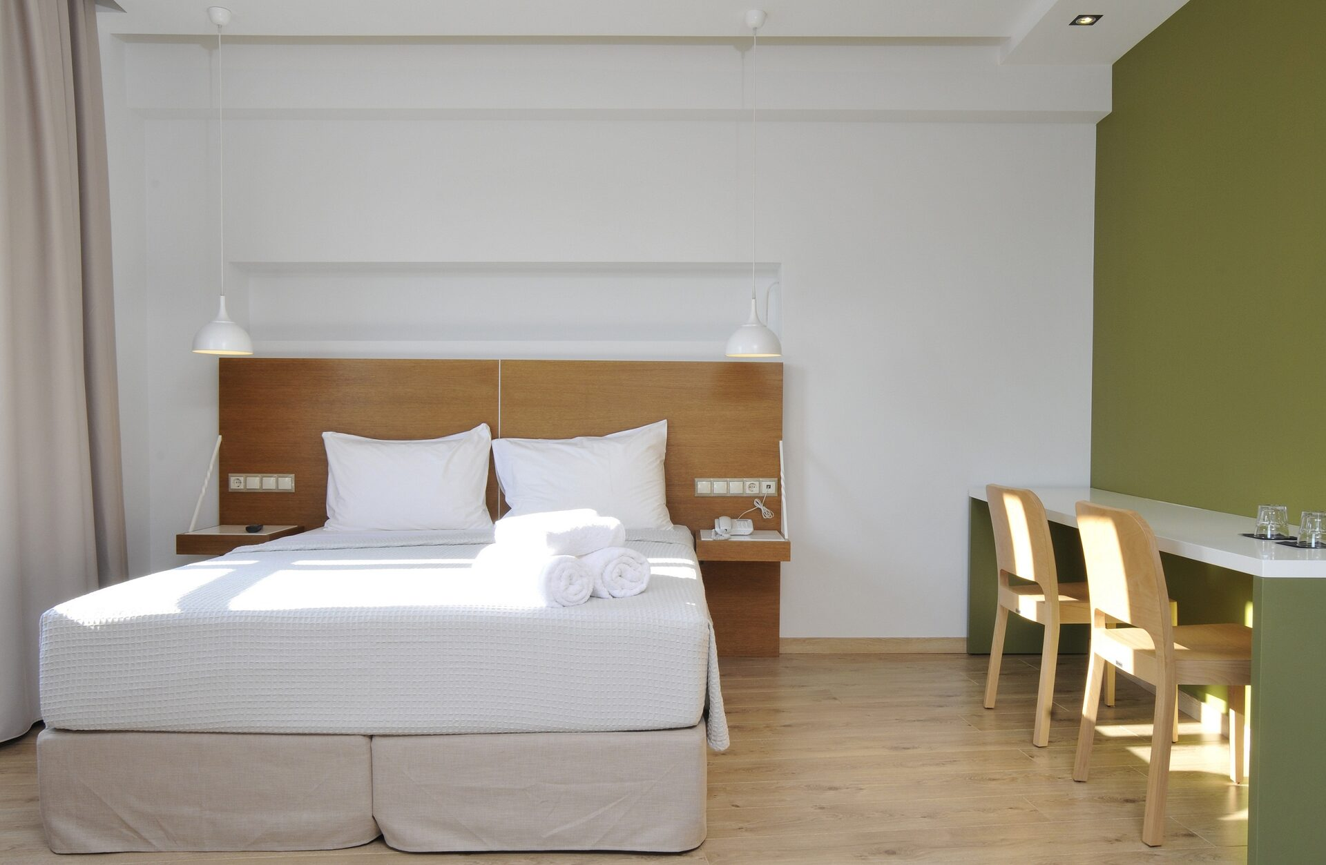 A For Athens Hotel: Room JUNIOR SUITE STANDARD