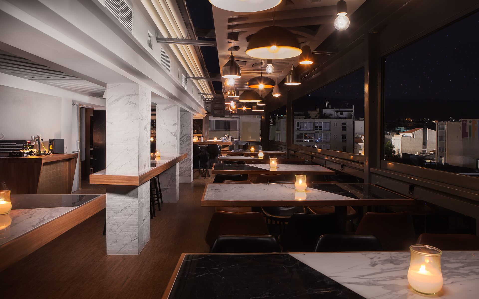 A For Athens Hotel: Terrace