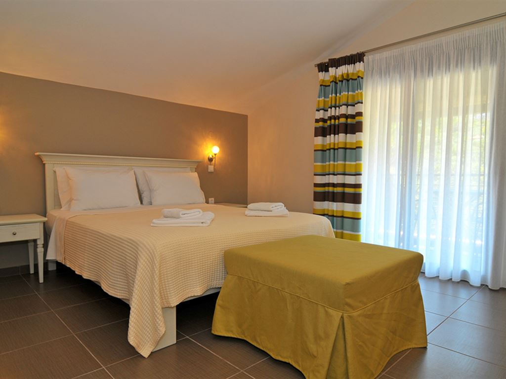 Ntinas Filoxenia Hotel & Spa: Standard