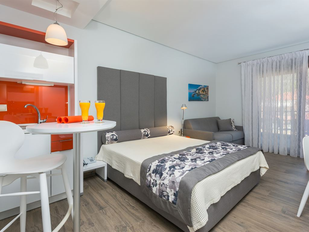Marys Residence Suites & Luxury: Junior Suite