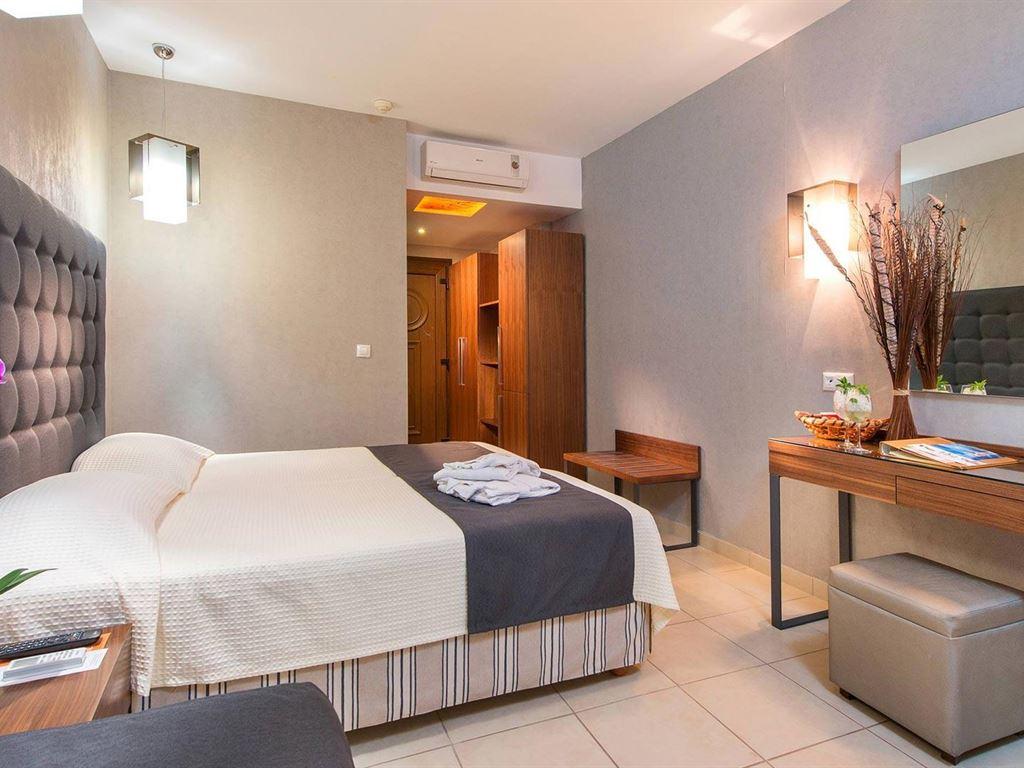 Atrium Hotel: Double Room