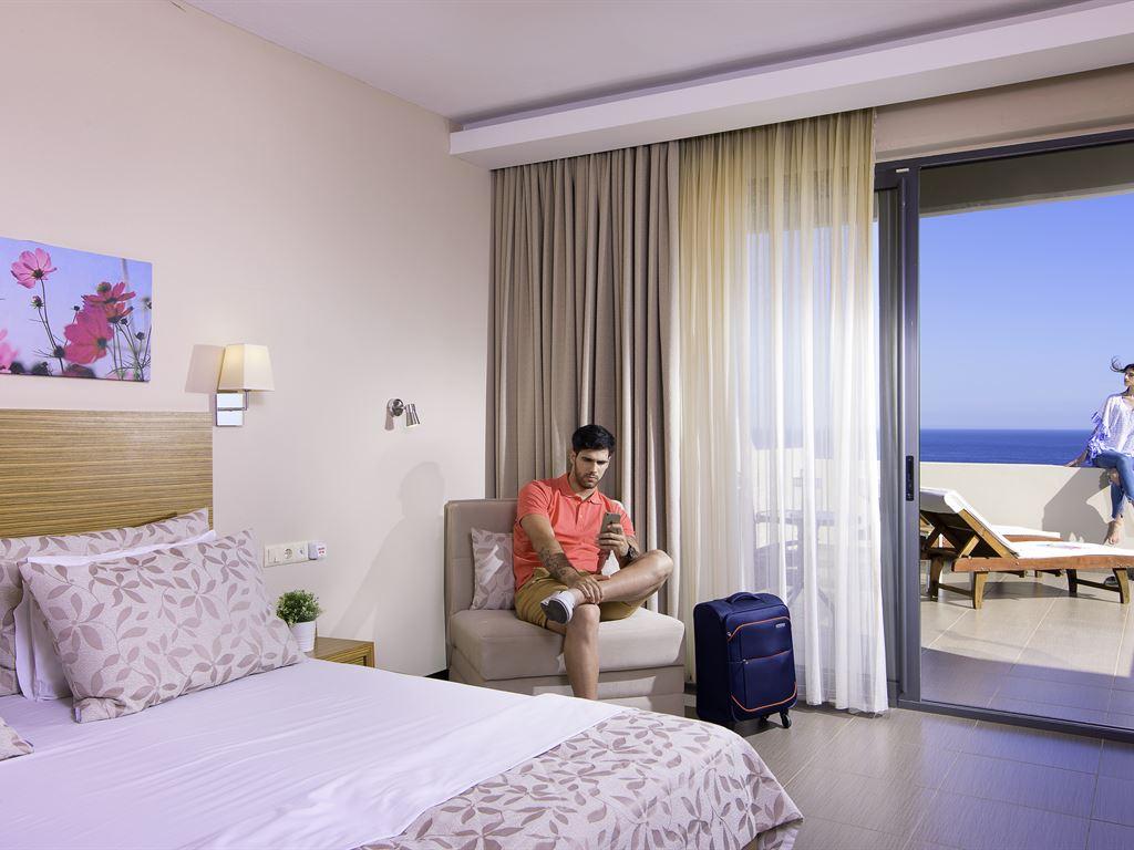 Aeolis Thassos Palace Hotel: Superior
