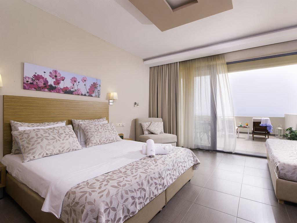 Aeolis Thassos Palace Hotel: Suite