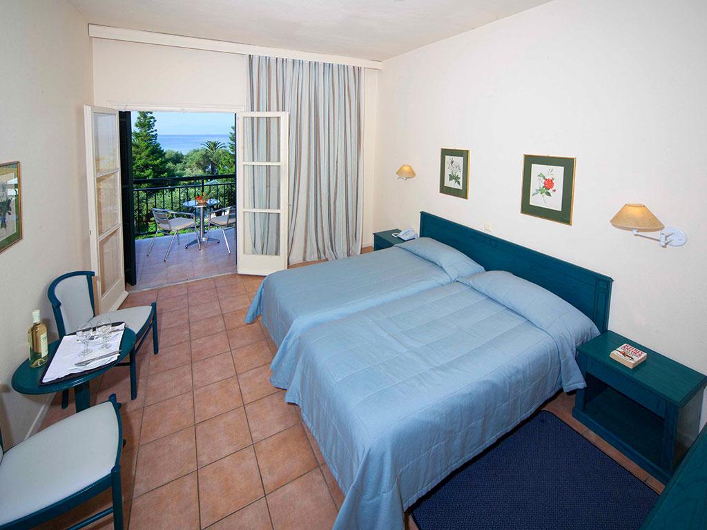 Delfinia Corfu Hotel: Double Room