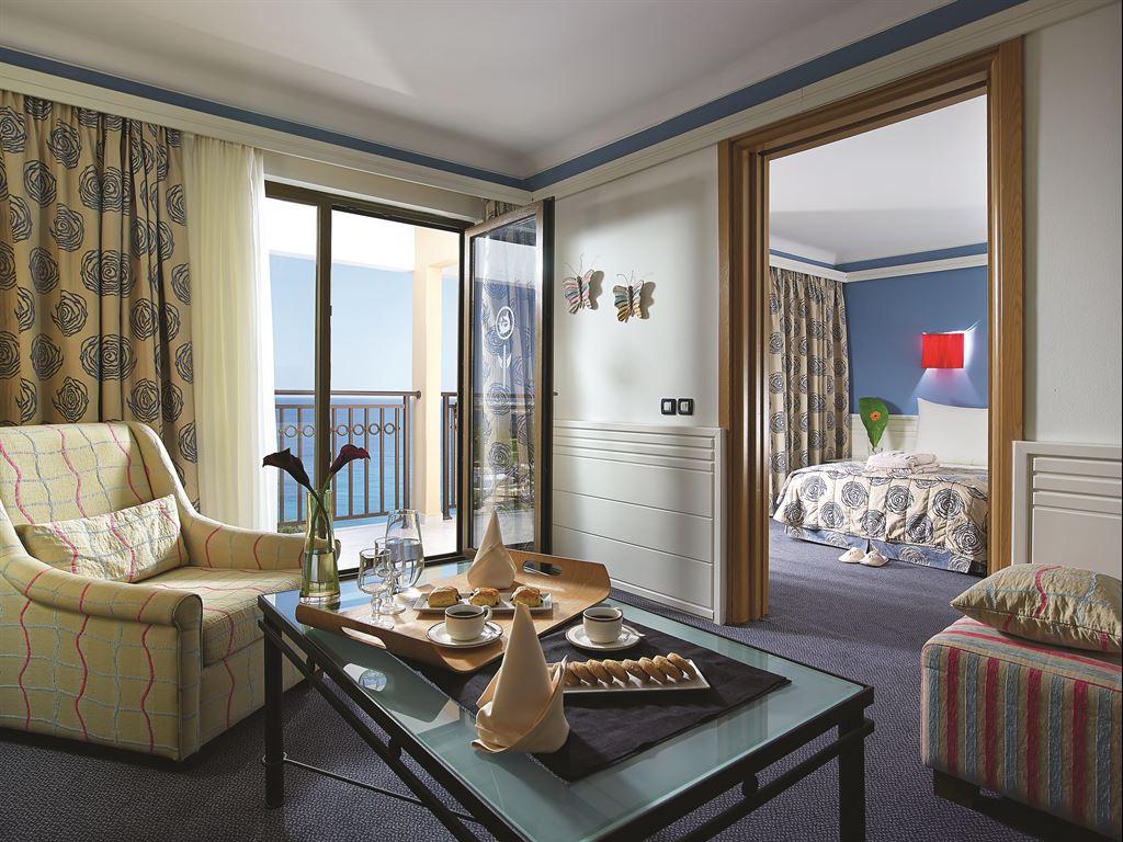 Amilia Mare Family Resort: Suite_Sea_View