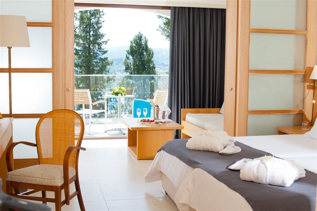 Corfu Holiday Palace: Superior Bgl SV