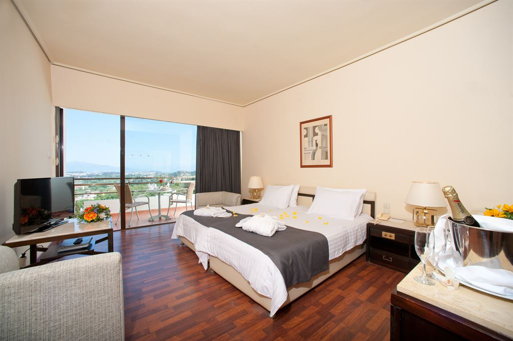 Corfu Holiday Palace: Superior Twin
