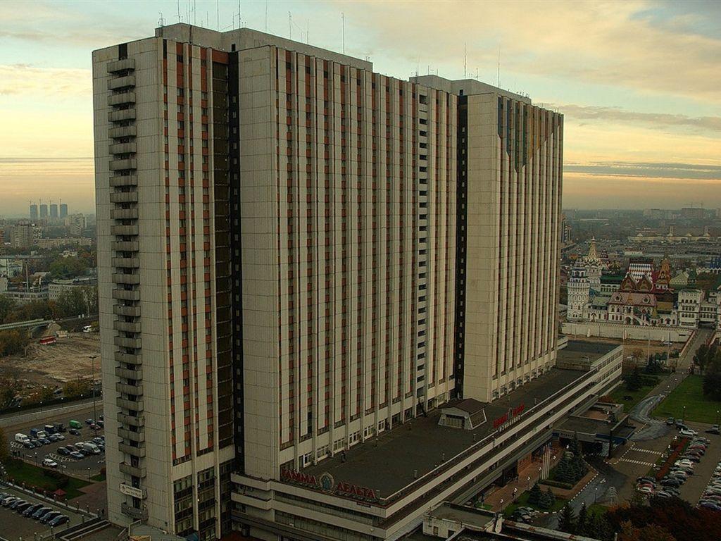 Delta Izmaylovo Hotel