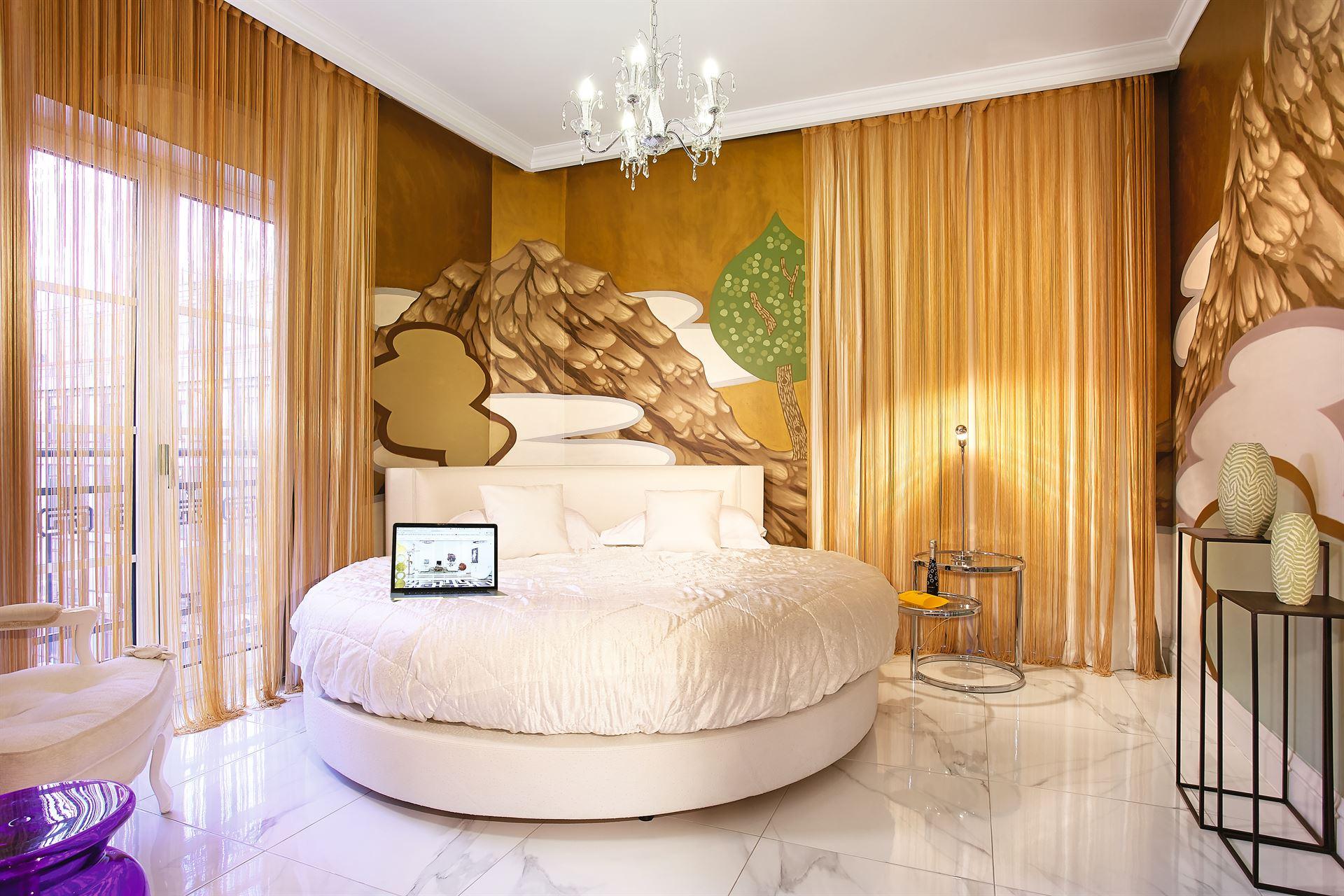 Pallas Athena Grecotel Luxury Boutique Hotel  : Art  Chic  Suite