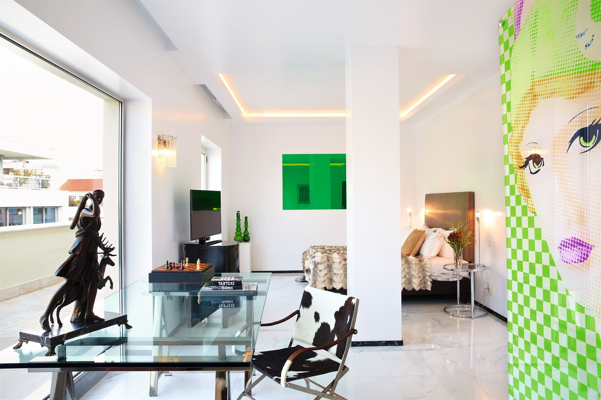 Pallas Athena Grecotel Luxury Boutique Hotel  : Loft Suite