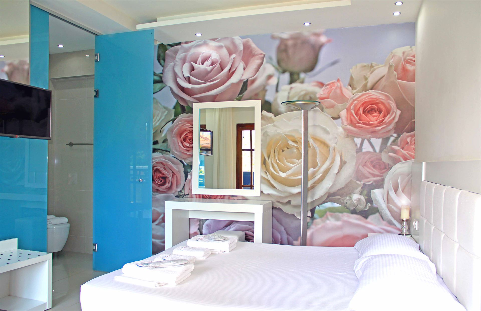 Macedon Hotel: Deluxe Room