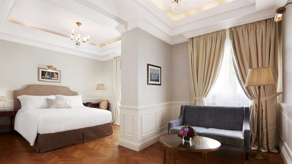 King George, A Luxury Collection Hotel, Athens: Junior Suite
