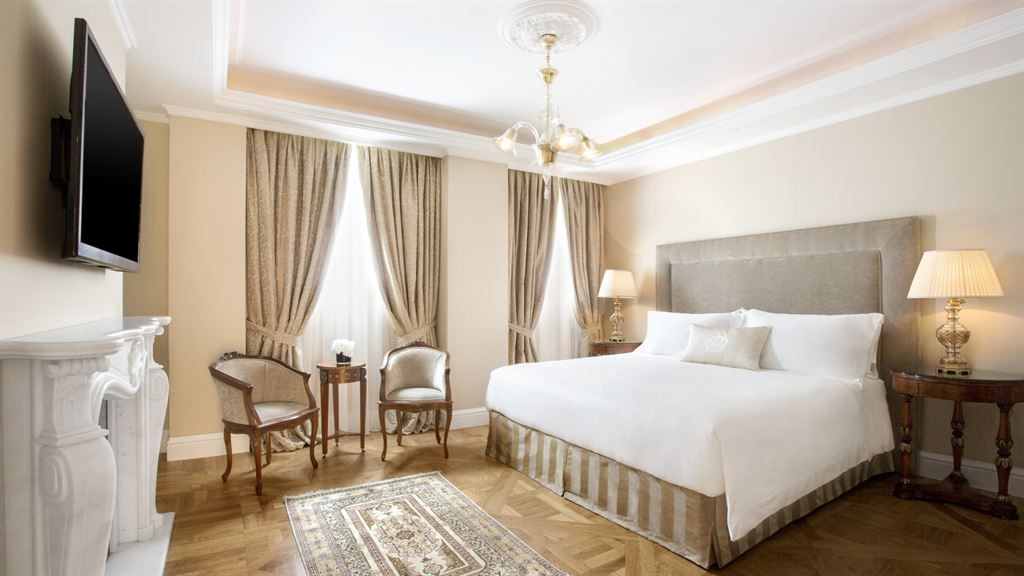 King George, A Luxury Collection Hotel, Athens: Penthouse