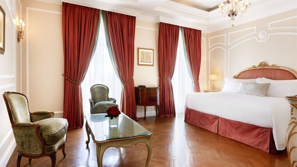 King George, A Luxury Collection Hotel, Athens: Deluxe Room