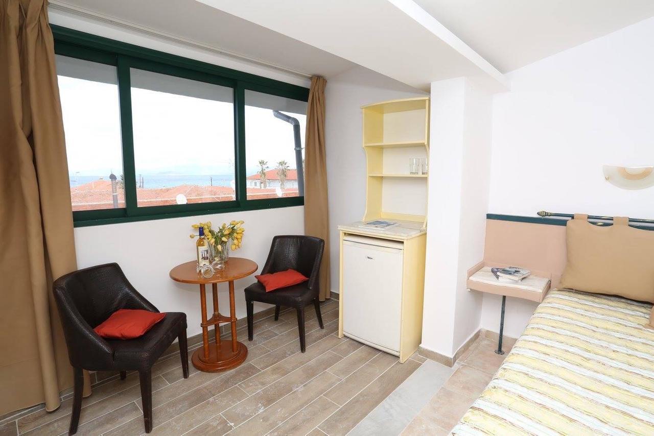 Philoxenia Spa Hotel: standard