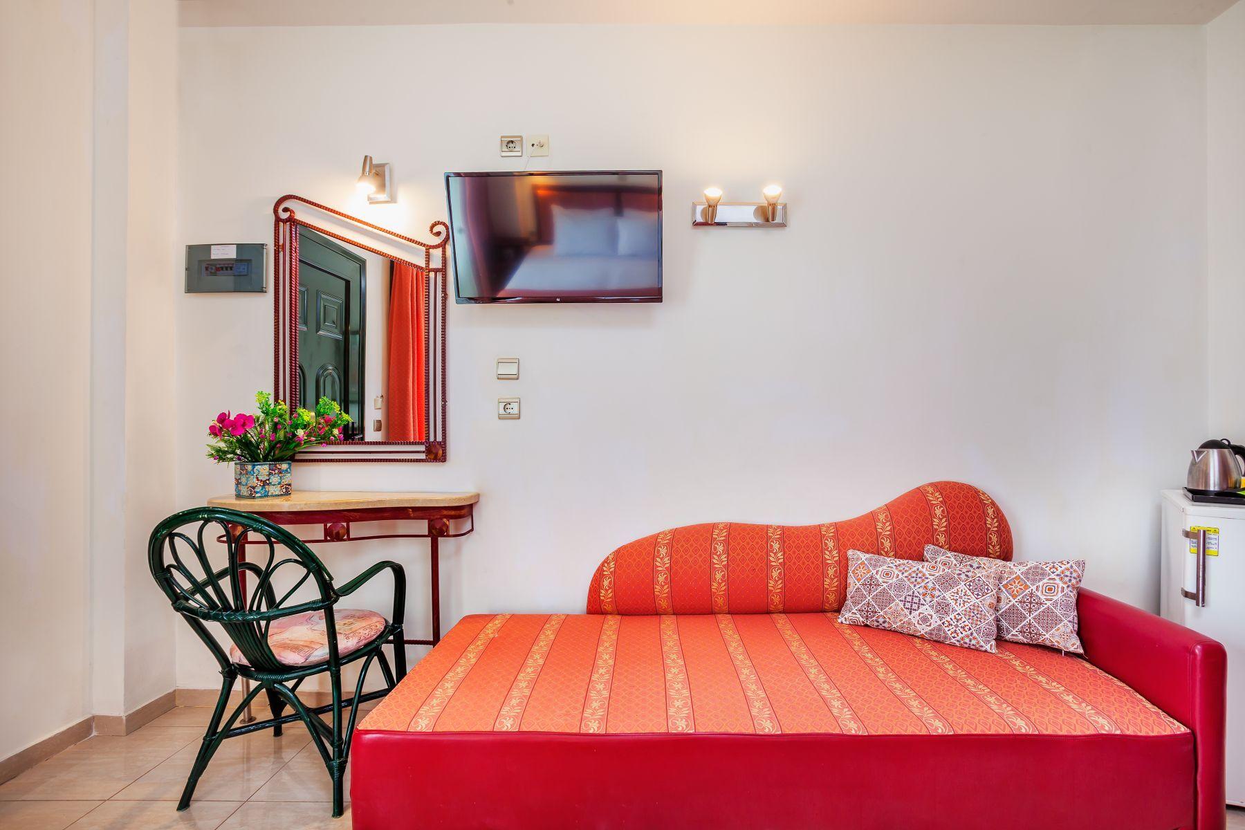 Philoxenia Spa Hotel: triple