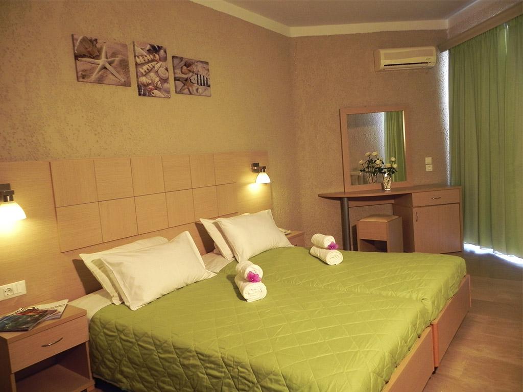 Alkionis Hotel: Double Room