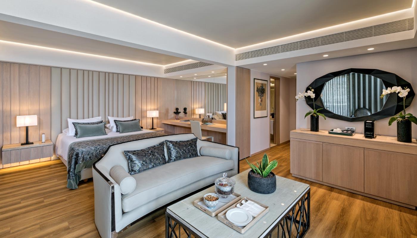 Divani Palace Acropolis Hotel: Acropolis Terrace Suite