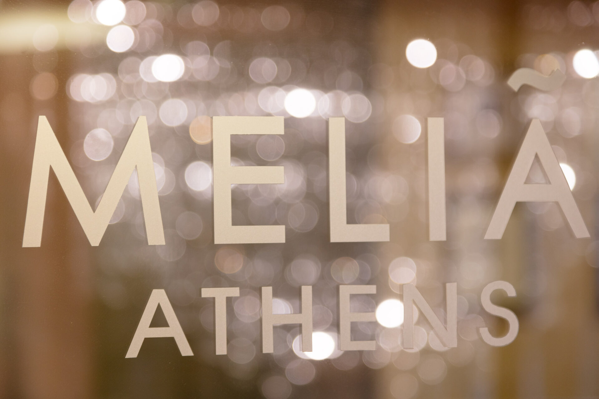 Melia Athens: General view