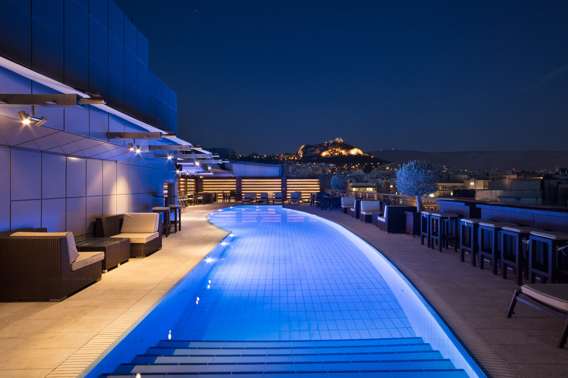 Melia Athens: Pool
